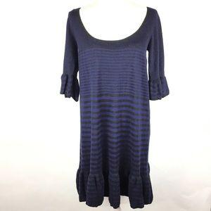 Free People Sweater Dress Sz L Lightweight wool